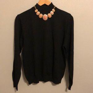 Charter Club Brand New Black Sweater sz L